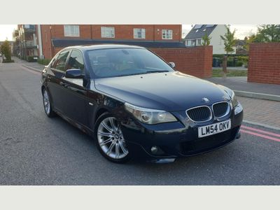 BMW 5 Series Saloon 3.0 530i Sport 4dr
