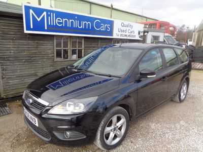 Ford Focus Estate 1.8 Zetec 5dr