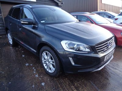 Volvo XC60 SUV 2.4 D4 SE Lux Nav Geartronic AWD (s/s) 5dr