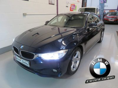 BMW 4 Series Gran Coupe Saloon 2.0 420i SE Gran Coupe (s/s) 5dr