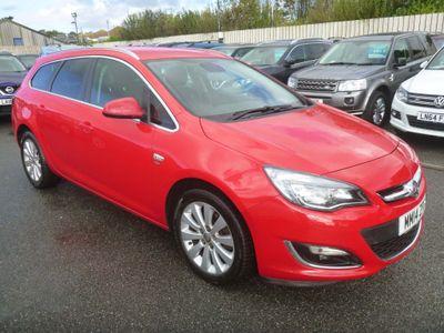 Vauxhall Astra Estate 2.0 CDTi 16v Elite Sport Tourer (s/s) 5dr