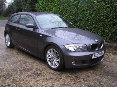 BMW 1 Series Hatchback 2.0 120d M Sport 3dr