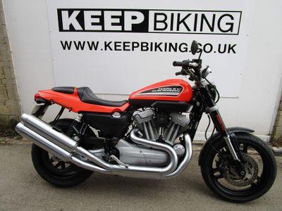 Harley-Davidson Sportster Custom Cruiser 1200 XR