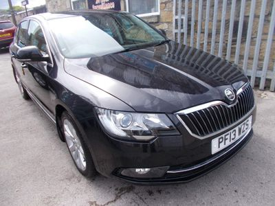 SKODA Superb Hatchback 2.0 TDI CR DPF SE DSG 5dr