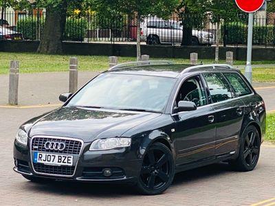 Audi A4 Avant Estate 2.0 TDI S line CVT 5dr