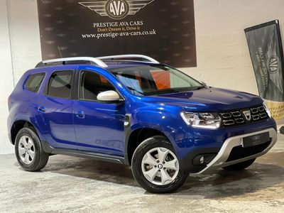 Dacia Duster SUV 1.0 TCe Comfort (s/s) 5dr