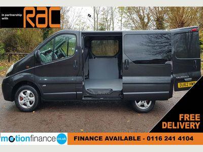 Vauxhall Vivaro Panel Van 2.0 CDTi Sportive Panel Van 4dr (SWB, EU5)