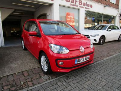 Volkswagen up! Hatchback 1.0 High up! ASG 5dr