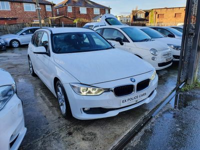 BMW 3 Series Estate 3.0 330d SE Touring Sport Auto (s/s) 5dr