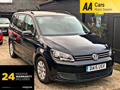 Volkswagen Touran MPV 1.6 TDI BlueMotion Tech S (s/s) 5dr (7 Seats)