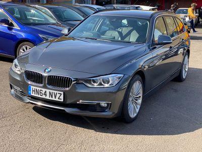 BMW 3 Series Estate 2.0 320i Luxury Touring xDrive (s/s) 5dr