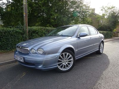 Jaguar X-Type Saloon 2.5 V6 Sovereign (AWD) 4dr