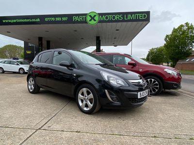Vauxhall Corsa Hatchback 1.4 i 16v SXi 5dr (a/c)
