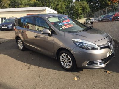 Renault Grand Scenic MPV 1.5 dCi Dynamique TomTom Bose Pack (s/s) 5dr