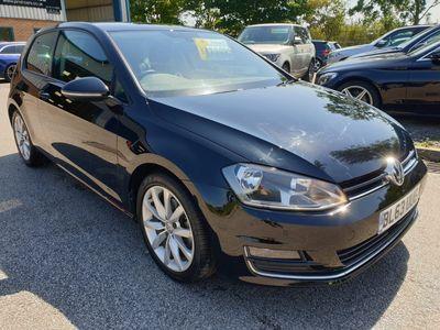 Volkswagen Golf Hatchback 1.4 TSI BlueMotion Tech ACT GT 3dr