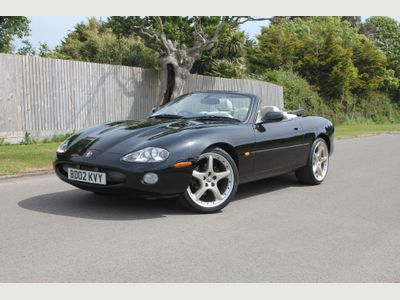 Jaguar XKR Convertible 4.0 Supercharged 2dr