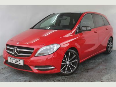 Mercedes-Benz B Class Hatchback 1.8 B200 CDI BlueEFFICIENCY Sport (s/s) 5dr