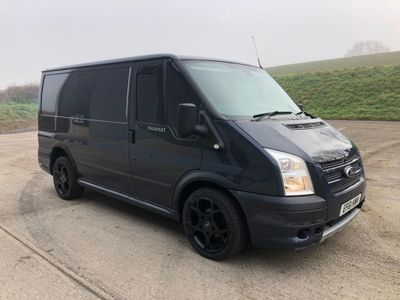 Ford Transit Panel Van 2.2 TDCi 260 S Trend Low Roof Panel Van 5dr (EU5, SWB)