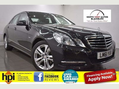 Mercedes-Benz E Class Saloon 2.1 E250 CDI BlueEFFICIENCY Avantgarde Edition 125 (s/s) 4dr