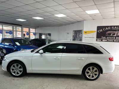 Audi A4 Avant Estate 2.0 TDI SE Multitronic 5dr