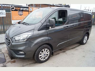 Ford Transit Custom Panel Van 2.0TDCi 130 LIMITED L1 VAN (EURO 6)
