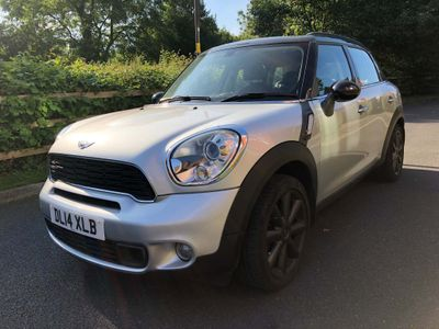 MINI COUNTRYMAN Hatchback 2.0 Cooper SD ALL4 5dr