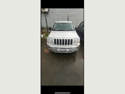 Jeep Patriot SUV 2.0 CRD Sport 4x4 5dr