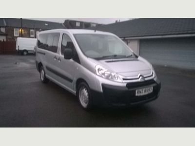 Citroen Dispatch Other 2.0 HDi 1200 L2H1 Window Van 5dr