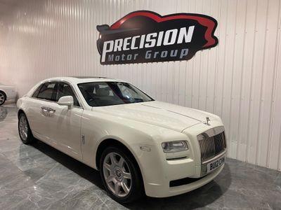 Rolls-Royce Ghost Saloon 6.6 4dr