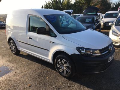 Volkswagen Caddy Panel Van 2.0 TDI C20 BlueMotion Tech Startline 5dr