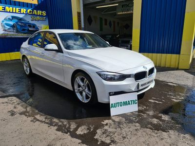 BMW 3 Series Saloon 2.0 320d ED EfficientDynamics (s/s) 4dr