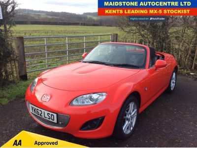 Mazda MX-5 Convertible 1.8 SE Roadster A/C