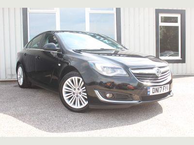 Vauxhall Insignia Hatchback 1.6 CDTi ecoFLEX Design Nav (s/s) 5dr