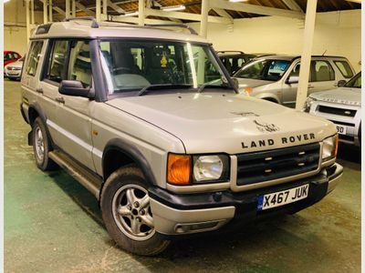 Land Rover Discovery SUV 2.5 TD5 GS 5dr (5 Seats)