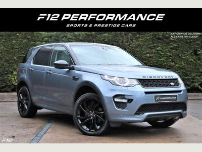 Land Rover Discovery Sport SUV 2.0 TD4 HSE Dynamic Lux Auto 4WD (s/s) 5dr
