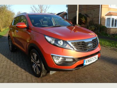 Kia Sportage SUV 2.0 First Edition AWD 5dr