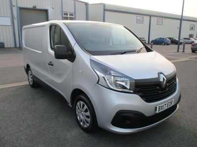 Renault Trafic Panel Van 1.6 dCi ENERGY 27 Business+ L1H1 4dr