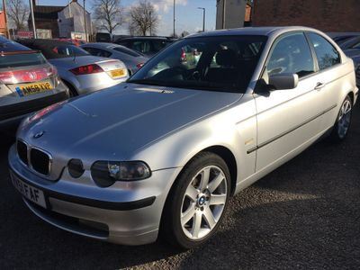 BMW 3 Series Hatchback 2.0 318ti SE Compact 3dr