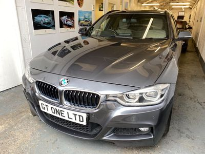 BMW 3 Series Estate 2.0 330i M Sport Touring Auto (s/s) 5dr