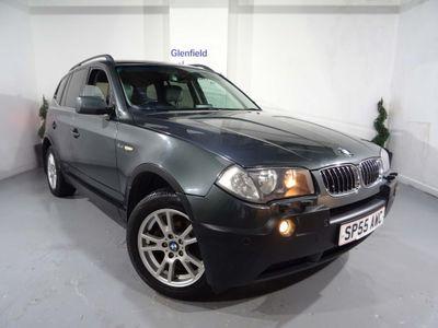 BMW X3 SUV 2.5i SE Auto 4WD 5dr