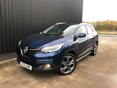 Renault Kadjar SUV 1.6 dCi Dynamique S Nav (s/s) 5dr