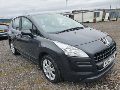 Peugeot 3008 SUV 1.6 HDi FAP Access 5dr