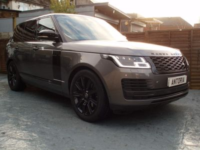 Land Rover Range Rover SUV 3.0 SD V6 Autobiography Auto 4WD (s/s) 5dr