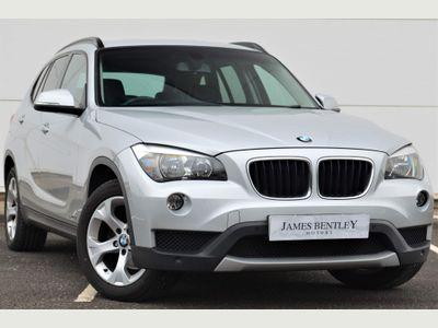 BMW X1 SUV 2.0 18d SE Auto sDrive 5dr