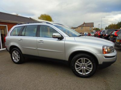 Volvo XC90 SUV 2.4 D5 SE Premium (Premium Pack) Geartronic AWD 5dr