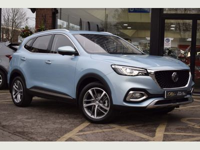 MG MG HS SUV 1.5 T-GDI 16.6 kWh Exclusive Auto (s/s) 5dr