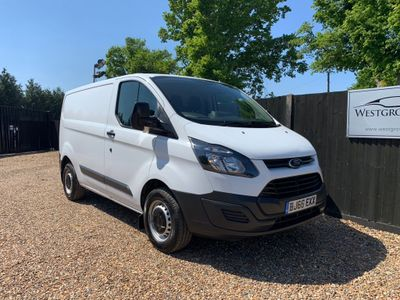 Ford Transit Custom Panel Van 290 Eco-Tech L1 H1