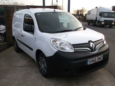 Renault Kangoo Panel Van 1.5dci Euro 5 L1H1 Business
