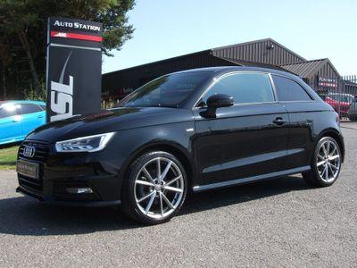 Audi A1 Hatchback 1.4 TFSI CoD Black Edition (s/s) 3dr (Nav)