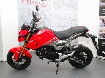Honda MSX Naked 125 ABS